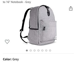 """Laptop backpack Fits """"16 for Sale in Stockton, CA"""