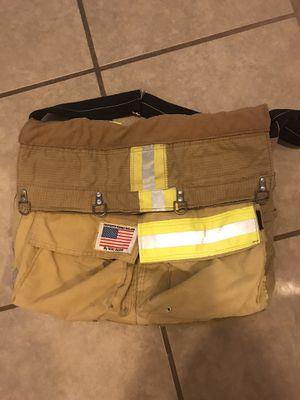 Original Messenger Firefighter Turnout Bag for Sale in Temecula, CA