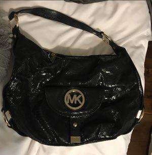 Michael Kors Black Snakeskin Hobo Bag for Sale in Philadelphia, PA