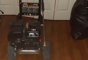 2700 psi power washer for Sale in Dallas, TX