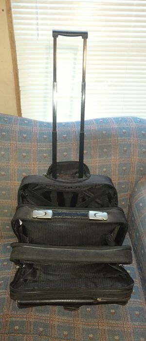 Roll-on briefcase for Sale in Newton, KS