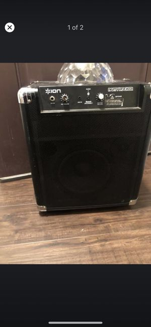 ION PARTY SPEAKER for Sale in Fort Carson, CO
