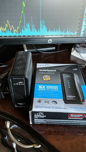 Arris Surfboard Cable Modem SB6183 for Sale in Los Angeles, CA