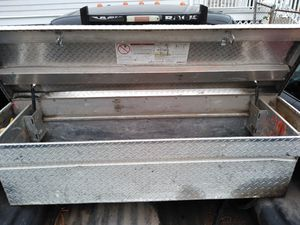Iron or tool box for truck for Sale in Winter Hill, MA