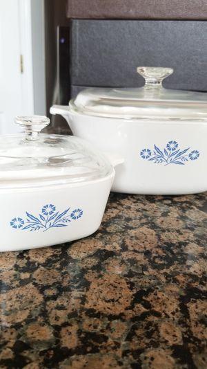 2-piece Corningware set for Sale in Huntley, IL