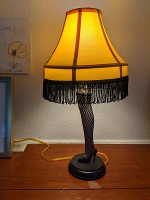 ▪️a Christmas story leg lamp▪️ for Sale in Orange, CA