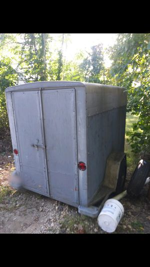 Enclosed Wooden Trailer for Sale in Ayer, MA