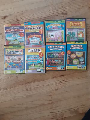 Computer games for kids for Sale in Fontana, CA