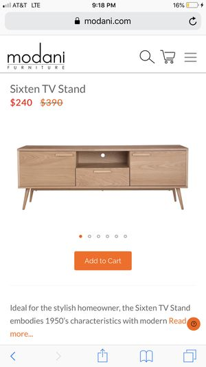Tv stand for Sale in San Leandro, CA