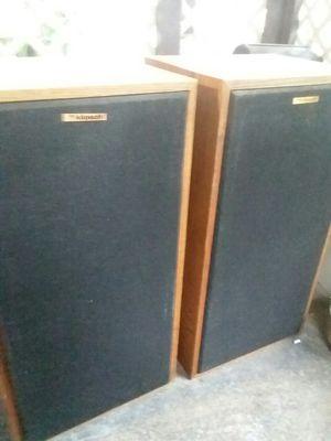 Speakers klipsch for Sale in St. Petersburg, FL