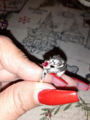 New. Panther ring. Sterling silver size 7 for Sale in Fullerton, CA