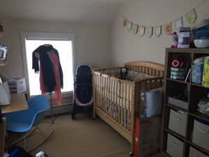 Convertible toddler crib for Sale in Oakland, CA
