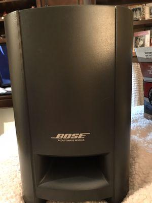 Bose speaker system for Sale in Phoenix, AZ
