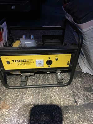 Generator for Sale in Brandywine, MD