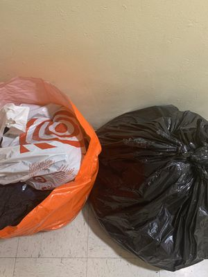 Two free bag of clothes for Sale in Compton, CA