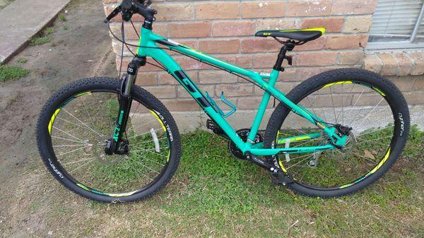 544b38e46 GT Men s aggressor pro Mountain bike 27.5 for Sale in Houston