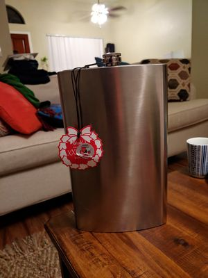 64 oz flask for Sale in San Diego, CA