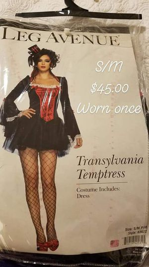 Halloween costume Transylvania Temptress for Sale in Buda, TX