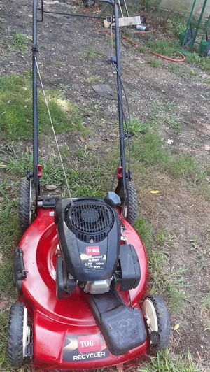 Lawn mower self propelled for Sale in Arlington, TX