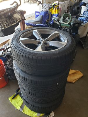 Mustang stock rims for Sale in South El Monte, CA