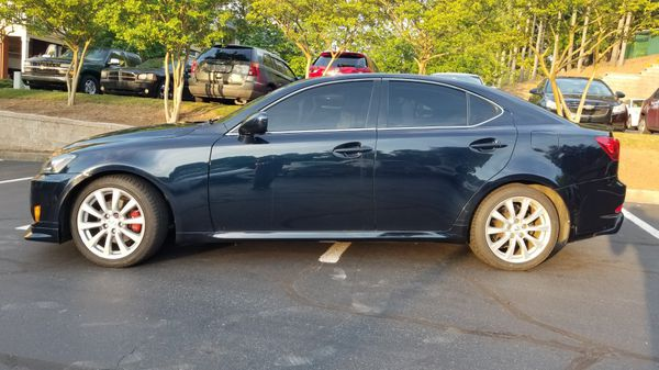 2006 Lexus IS250 AWD