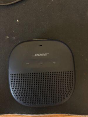 Bose SoundLink Micro Portable Bluetooth Speaker for Sale in Bakersfield, CA