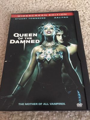 Queen of the Damned DVD for Sale in Alexandria, VA