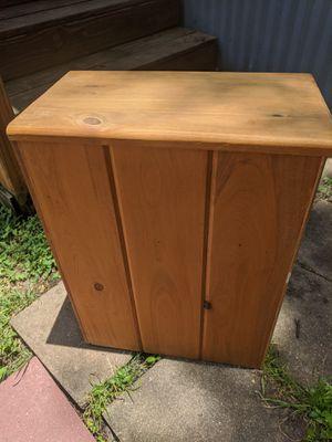 Solid Wood Small Shelf for Sale in Cibolo, TX