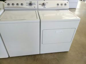 Kenmore hE washer and dryer set for Sale in St. Louis, MO