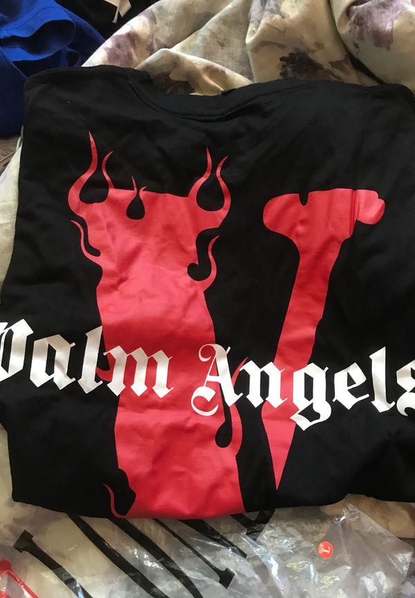 Brand New Palm Angels x Vlone Shirt
