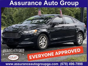 2014 Ford Fusion SE - INSTANT APPROVAL for Sale in Lithonia, GA