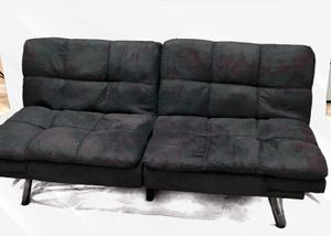 Black Futon (open box item only) for Sale in Frankfort, KY