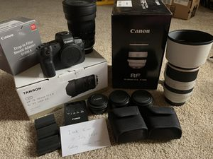 Canon gear for Sale in Lewisville, TX