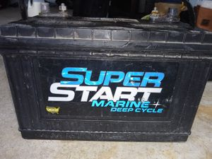 Deep cycle battery. for Sale in Missoula, MT