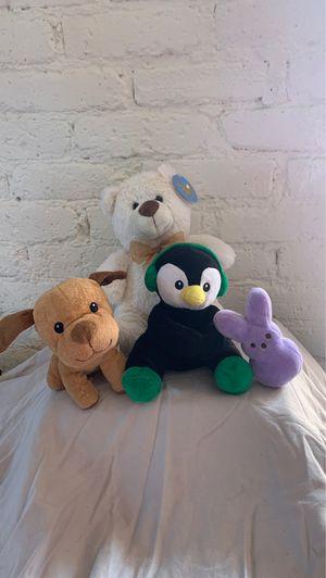 FREE Clean stuffed animals! for Sale in West Orange, NJ