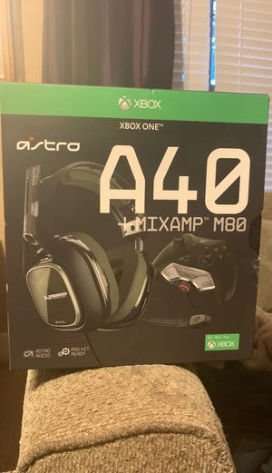 Astro a40 + mix amp m80 for Sale in Colleyville, TX