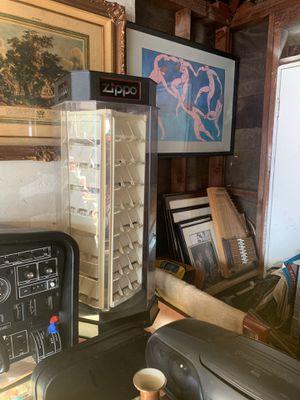 Vintage zippo lighter case Lights up for Sale in Glendora, CA
