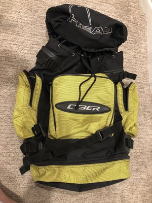 Awesome Like New HEAD Cyber Hiking Backpack! for Sale in Sandy, UT