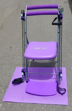 Chair Gym for Sale in Largo, FL