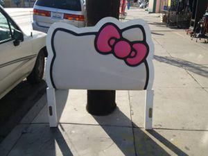 Hello Kitty head board for Sale in Vernon, CA