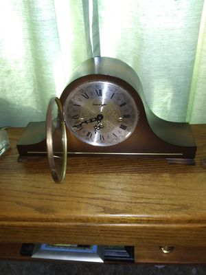 Kissinger mantel clock, made in Germany for Sale in Elma, WA