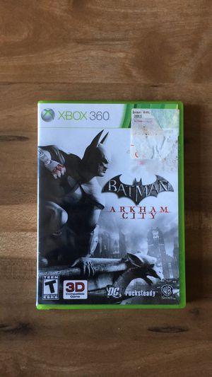 Batman Arkham City for Sale in San Diego, CA