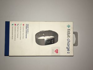 fitbit charge 2 heart rate + fitness wristband for Sale in Littleton, CO