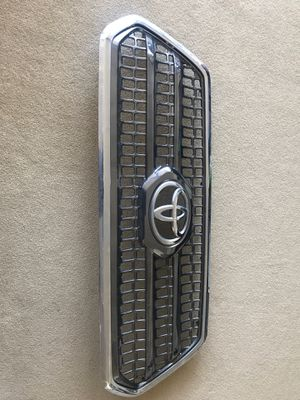 2017 Toyota Tacoma TRD off-road OEM grille for Sale in Tacoma, WA