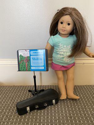 American Girl Doll Violin w accessories. for Sale in Nashville, TN