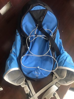 Osprey Rev 18L Hydration Ready Backpack for Sale in Seal Beach, CA