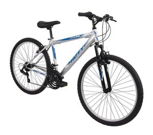 "Men's Mountain Bike Size 26"" Silver/Blue in box for Sale in Plantation, FL"