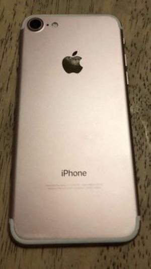 T-Mobile / MetroPCS iPhone 7 32GB Rose Gold for Sale in Portland, OR