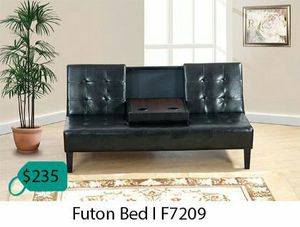 Futon sofa bed for Sale in Santa Ana, CA