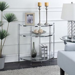 Convenience Concepts No Tools Royal Crest Entryway Table.B3-9508 for Sale in St. Louis, MO